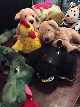 Bag of 8 stuffed toys Matraville Eastern Suburbs Preview