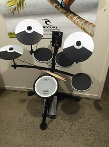 Electric drum kit Yaroomba Maroochydore Area Preview