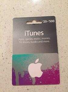 iTunes gift card Prospect Launceston Area Preview