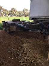 Road train dolly Muswellbrook Muswellbrook Area Preview