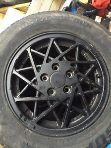 "14"" 5x100 wheels Myponga Yankalilla Area Preview"