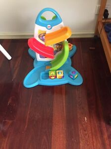 Fisher n Price Roller Blocks Wall Eltham North Nillumbik Area Preview