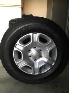 Brand New Tyres and Ford Rims Gillieston Heights Maitland Area Preview