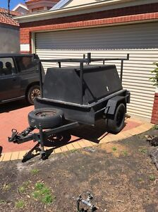 Tradesman trailer 6x4 Rowville Knox Area Preview