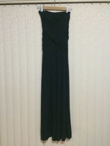 Black ladies ball gown