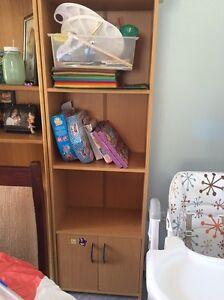 Book shelving cabinets Craigmore Playford Area Preview