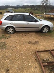 Mazda 233 Kilcoy Somerset Area Preview