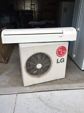 Split System Air Conditioner Lorn Maitland Area Preview