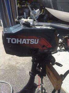 Tohatsu Outboard 3.5 HP Wangara Wanneroo Area Preview