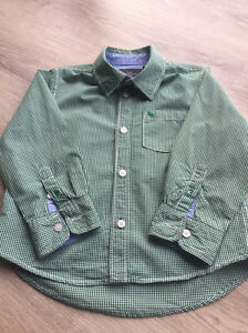 Boy's checked shirt from H & M Lynbrook Casey Area Preview