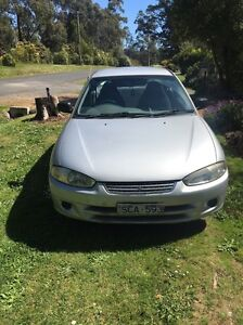 2002 Mitsubishi Lancer Coupe Launching Place Yarra Ranges Preview
