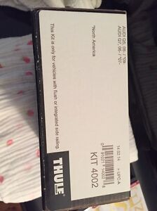 Thule 4002 roof rack fit kit Lane Cove West Lane Cove Area Preview