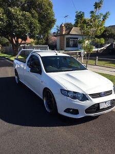 Ford fg ute Coburg North Moreland Area Preview