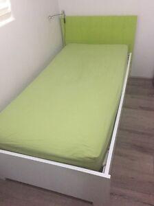 Single kids bed with proper trundle bed URGENT SALE Erskineville Inner Sydney Preview