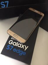 Samsung galaxy S7 edge / 3 weeks old only,, receipt as well + gear VR Haymarket Inner Sydney Preview