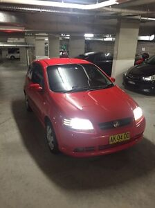 2006 Holden barina MANUAL Wattle Grove Liverpool Area Preview