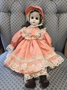 Vintage white faced porcelain doll Medowie Port Stephens Area Preview