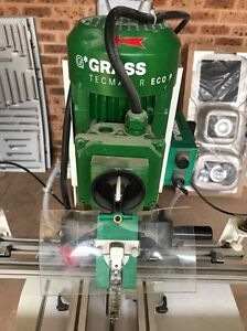 Grass hinge press / driller Gorokan Wyong Area Preview