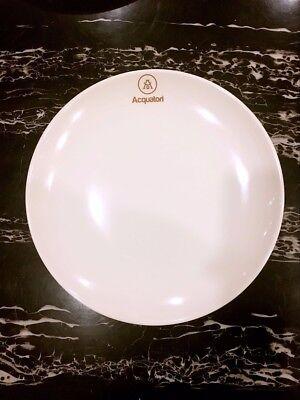 - WhiteDinner Plate、High-quality 7-in 100% Pure Melamine