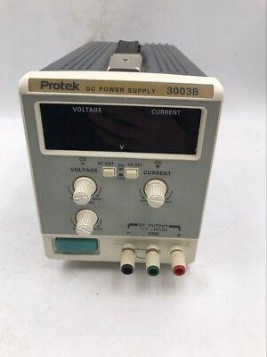 1pcs Used Protek 3003b Dc Power Supply