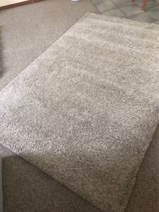 Immaculate Condition- IKEA Alhede Rug Beige/Neutral