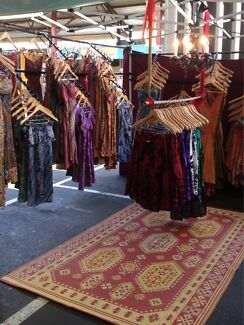 LADIES CLOTHING MARKET STALL- ALL INCLUSIVE $5,500