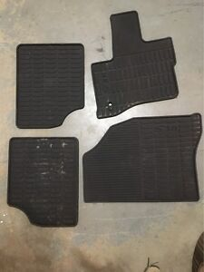 Lincoln MKS Rubber Mats