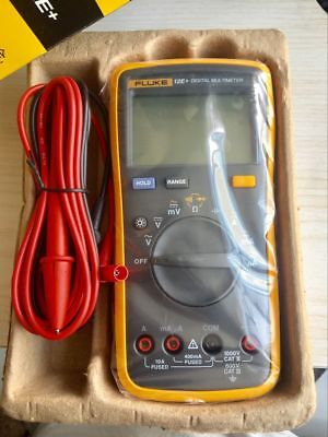 New Fluke 12e Multimeter Acdcdioderc Automanual Replace F12e Us Free Ship