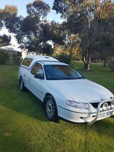 2002 Holden Commodore Ute Helena Valley Mundaring Area Preview
