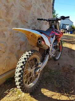 Honda 2010 CRF450 Fuel injected