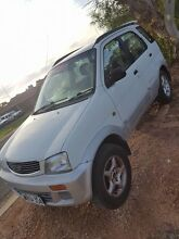 1999 Daihatsu Terios Wagon New Town Copper Coast Preview