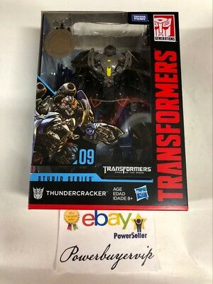 NEW Transformers Studio Series 09 Voyager Class Movie 2 Thundercracker 2 DAY GET
