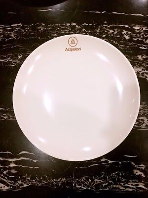- White Dinner Plate、High-quality 12-in 100% Pure Melamine