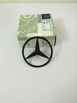 NEW Mercedes-Benz Black Matte emblem Class W117 C117 CLA180 CLA200 CLA250 CLA45