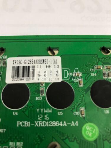1pc XRDSC-G12864ADBSWSD-1(A)  LCD display