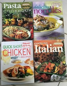 4 x Family Circle Recipe Books - $6 for all 4 Adamstown Newcastle Area Preview