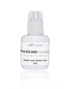 New-ALLURING-PRO-GRADE-Sensitve-Glue-5ml-Eyelash-Extensions-Fast-Adhesive