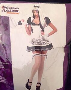 Dark Alice in Wonderland Costume Largs North Port Adelaide Area Preview