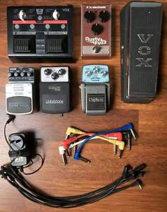 Pedals and Accessories! Warrimoo Blue Mountains Preview