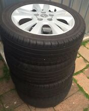 "Holden Astra 16"" alloy wheels Hoppers Crossing Wyndham Area Preview"