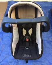 Steelcraft Cruiser Infant Carrier Blue Haven Wyong Area Preview