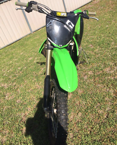 Kx 250f, 2012 Griffith Griffith Area Preview
