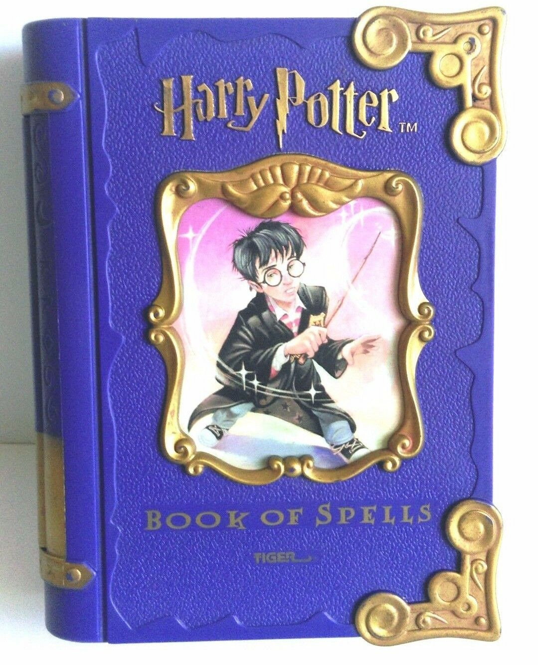 Harry Potter Muppets: Harry Potter Rare Book Of Spells Tiger Electronics Game