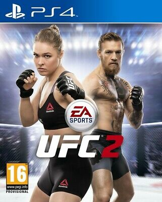 UFC 2 Ps4 for sale  Shipping to Nigeria