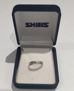 White Gold 9ct Diamond Rings Ottoway Port Adelaide Area Preview