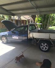 Ford ba ute V8 auto unreg needs a good clean , good tyres alloy tray East Maitland Maitland Area Preview