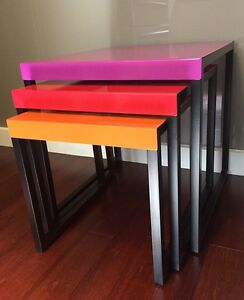 FREEDOM METAL NEST OF TABLES Maroubra Eastern Suburbs Preview