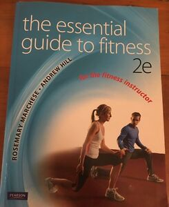 The Essential Guide to Fitness; for the fitness instructor Coorparoo Brisbane South East Preview