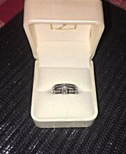 Engagement and wedding ring set. Oakdale Wollondilly Area Preview