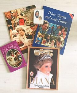 Prince of Wales and Lady Diana memorabilia Mosman Mosman Area Preview